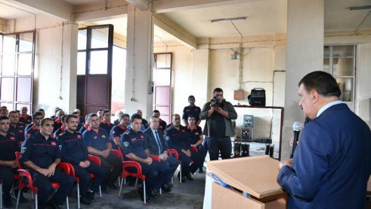 Gürkan: Malatya'da şikâyet almadığım teşkilatlardan bir tanesi