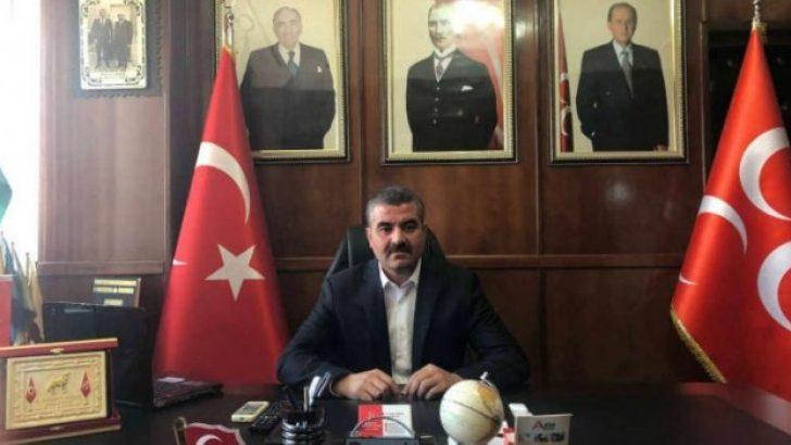 Milliyetçi Hareket Partisi Malatya İl Başkanı R.Bülent Avşar , '26 Eylül Türk Dil Bayramı' dolayısıyla mesaj yayımladı. #malatya #mhp