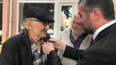MHP Maatya İl Başkanı R.Bülent Avşar, Yaşlılar Günü dolayısıyla yazılı mesaj yayınladı