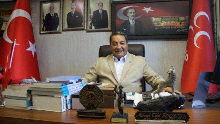 Fendoğlu 16-22 Eylül tarihleri arasında kutlanacak olan Ahilik Kültürü Haftası nedeniyle bir mesaj yayınladı.