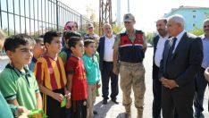 Battalgazi'de 'Yaya Geçidi Nöbeti Etkinliği' Yapıldı