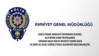 Barış Pınarı Harekatı üzerinden ülkemiz aleyhinde kara propaganda yapan 78 şahıs ile ilgili gerekli yasal işlemlere başlanılmıştır.
