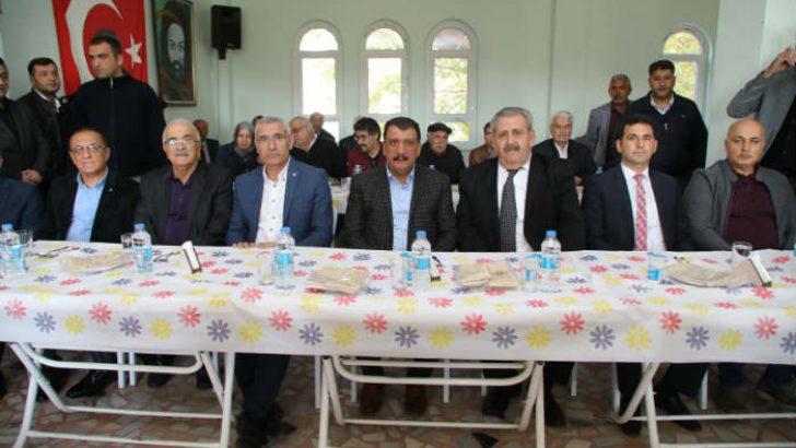 """Osman Güder:"""" Bu Tür Etkinlikler Bizim Birlik Ve Beraberliğimize Vesile Olmalıdır"""""""
