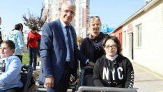 Battalgazi Belediyesine bağlı Trafik Parkı özel misafirlerini ağırladı.