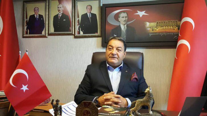 MHP Malatya Milletvekili Sayın Mehmet Fendoğlu'nun Mevlid  Kandili Mesajı