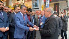MHP Malatya İl Başkanı R.Bülent Avşar Lösemili çocuklara duyarsız kalmadı
