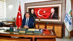 Malatya Büyükşehir Belediye Başkanı Selahattin Gürkan, yeni yıl dolayısıyla bir mesaj yayınladı