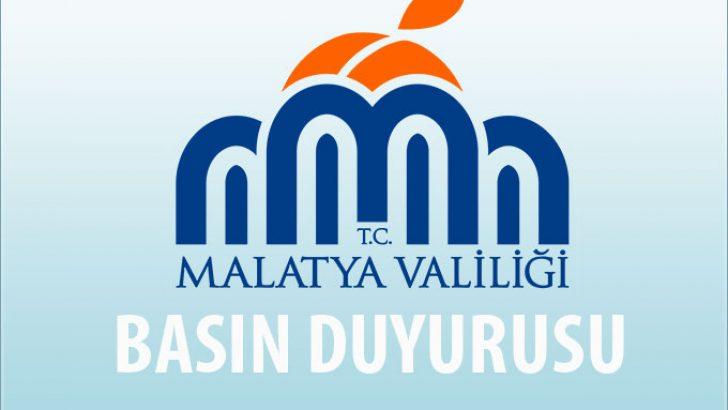 Doğanyol, Kale ve Pütürge İlçelerinde Yarıyıl tatili 17 Şubat 2020 tarihine kadar uzatıldı