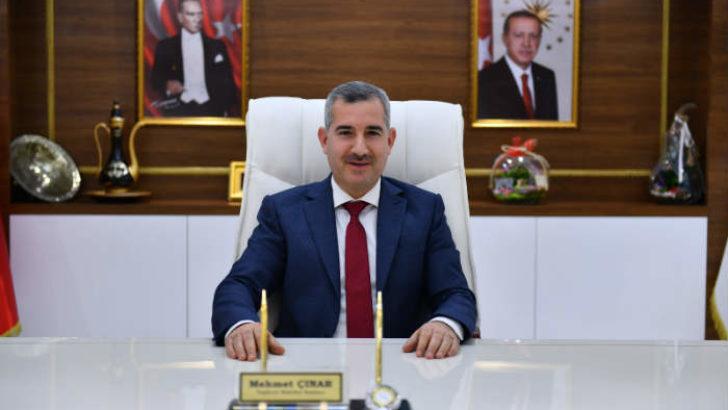 Malatya Yeşilyurt Belediye Başkan Mehmet Çınar En Başarılı Belediye Başkanı Oldu