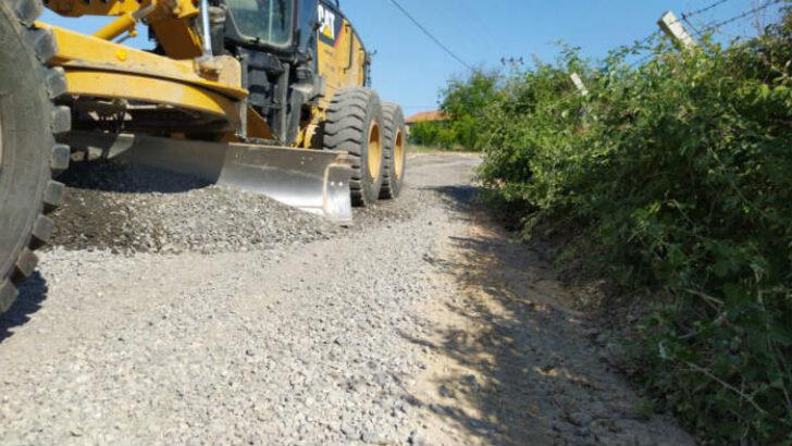 Kırsal Bölgelerdeki Yol Yenileme Hizmetlerine Öncelik Tanıyoruz