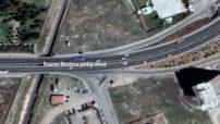 Çevre Yolu Üzerinde Bulunan Otobüs Durağı Zincirleme Kazaya Sebep Oldu