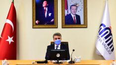 """Sayın Valimizin """"10 Ocak Çalışan Gazeteciler Günü"""" Kutlama Mesajı"""