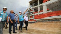 Battalgazi Devlet Hastanesi'nin 2021 Yılında Hizmete Açılması Hedefleniyor