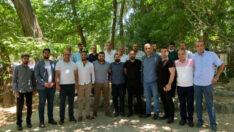 Gelecek Partisi Yeşilyurt ilçe yönetimi  istişare toplantısında bir araya geldi.