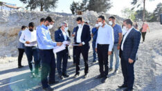 Yeni Hizmet Binası ve Millet Bahçesi, Malatya'nın Gözde Mekânlarından Olacak
