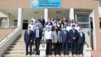 Battalgazi Belediyesi, Bulgurlu Şehit Hamit Fendoğlu Ortaokulu'na yeni bir Kütüphane kazandırdı.
