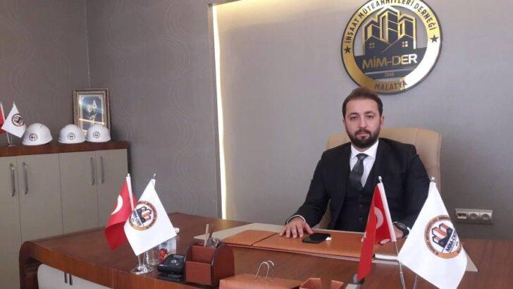 Beydağı Eteklerine yapılacak olan villa projesine bir tepkide MİM-DER Başkanı Bülbüloğlun'dan geldi