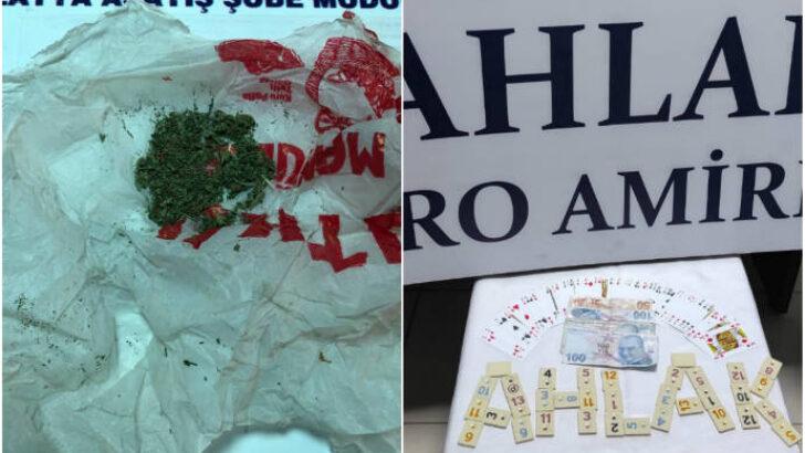 Malatya Asayiş Bülteni Günlük Olaylar 22-23 Kasım 2020