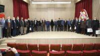 Battalgazi Belediye Başkanı Osman Güder, Malatya'daki hayırsever iş adamları ile bir araya geldi.