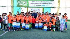 Türk Futboluna Yeni Yetenekler Kazandırıyoruz