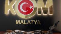 Malatya'da Organize Suç Örgütüne Büyük Darbe
