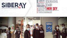 Malatya'da Siber suçların gerçekleşmeden önlenmesi, amacıyla hazırlanan görseller asıldı