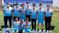 Yeşilyurt Belediyesi Görme Engelliler Spor Kulübü Atletizm Takımından Büyük Başarı
