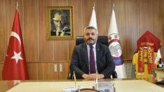 Başkan Sadıkoğlu'ndan 19 Mayıs mesajı