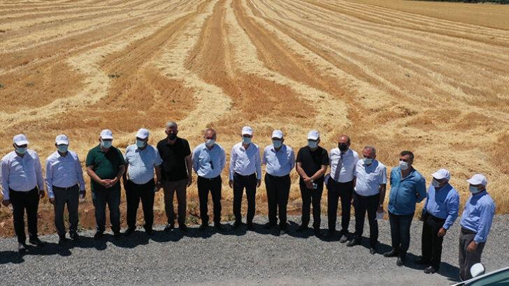 Tarımsal Vizyonumuzu Örnek Projelerle Geliştiriyoruz
