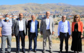 Battalgazi Belediye Başkanı Osman Güder : YIBO Deprem Konutlarının Kurasi 1 Ay Sonra Çekilecek