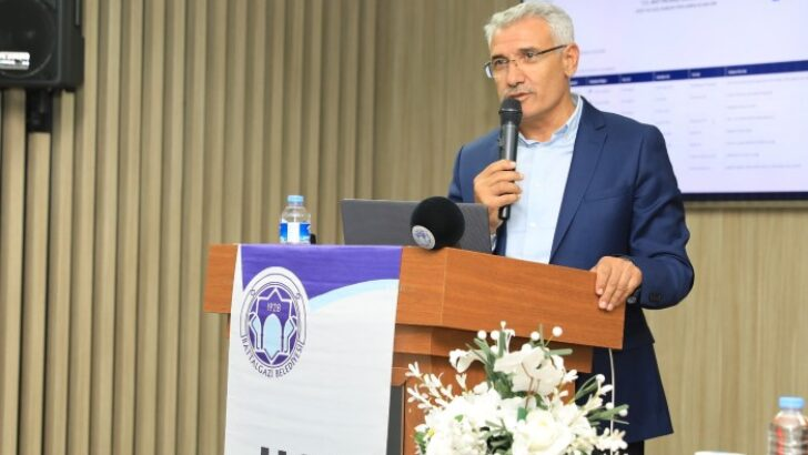 E-İmar ile Kent Rehberi projesi, Battalgazi Belediye Başkanı Osman Güder ve firma yetkilileri tarafından tanıtıldı.