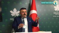 Başkan Karademir'den Kurban Bayramı Mesajı