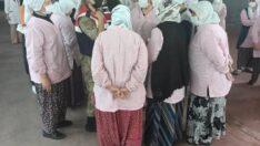 Malatya İl Jandarma Komutanlığı 200 Kadın Çalışana KADES Uygulaması Tanıtıldı