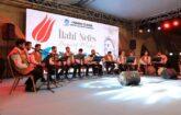 """Battalgazi Belediyesi, Yunus Emre'yi 700. Yıldönümünde Tarihi Silahtar Mustafa Paşa Kervansarayı'nda düzenlediği """"İlahi Nefes"""" isimli tasavvuf musikisi programı ile andı."""