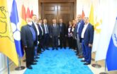 Battalgazi Belediye Başkanı Osman Güder, Muhtarlarımız Bizim Baş Tacımız